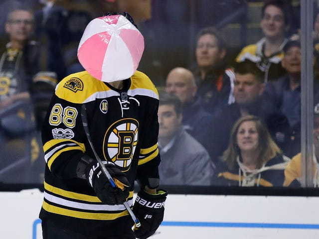 The Bruins Can't Catch A Break