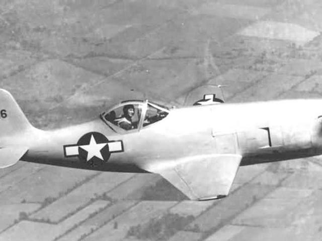 The Bell XP-77: The little fighter that couldn't [WINGSPAN]