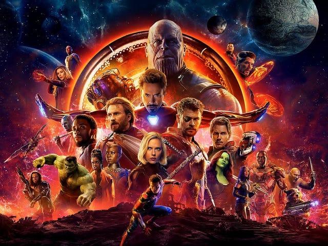 Avengers: Infinity War - Análisis de la película