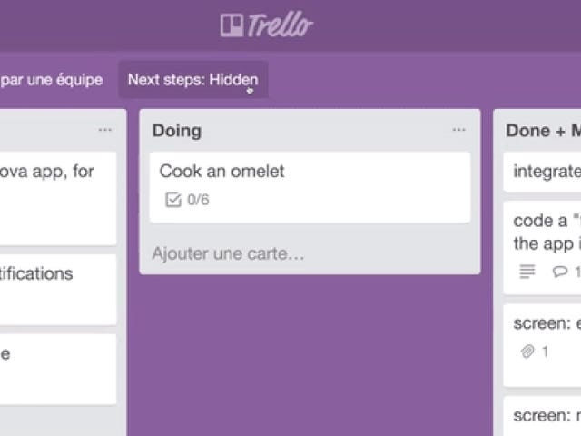 Next Step for Trello Adds Customizable Checklists to Your Trello Cards