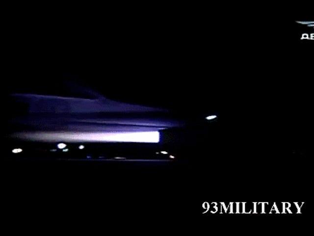 """Een B-1B """"Bone"""" Night Launch is een wereldvreemde ervaring"""