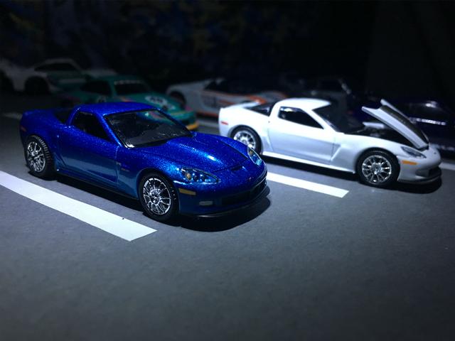 Tradycyjna wtorek dwa samochody
