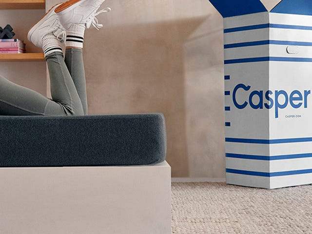 Save 10% On Casper's Essential Mattress: Engineered For Better Sleep (Queen from $540)