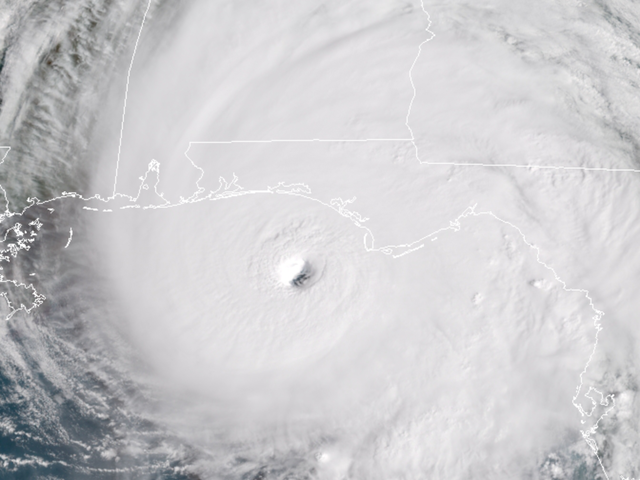 Why It's So Hard to Tell When a Hurricane Will Blow Up