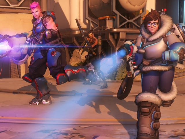 Overwatch Comes To Switch Next Month