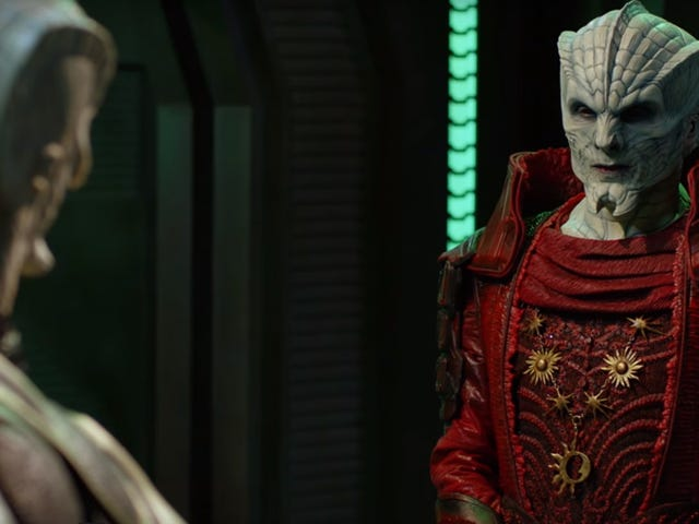 The Orville explores a stock villain in an episode that's strong on story, but weak on jokes