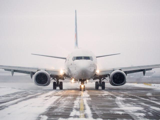 Избегайте зимних штормов, меняя свой средний западный рейс бесплатно