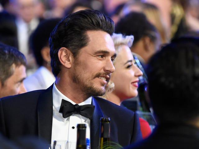 Ex-alunos de teatro acusam James Franco de exploração sexual