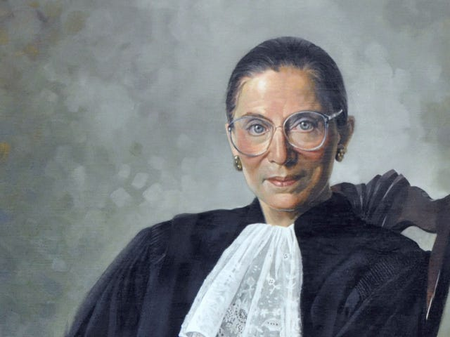 A Woman On The $10 Bill -- The Case For RBG