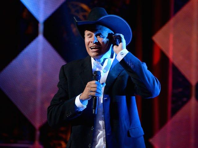 Country Musician udgiver dårlig sang om at fortælle sin røv at tage en knæ
