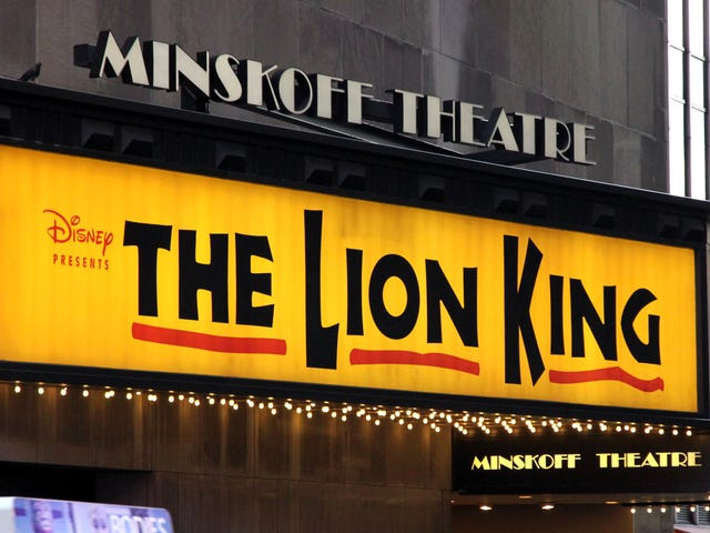 Get a Free Online 'Lion King' Broadway Course for Your Kid
