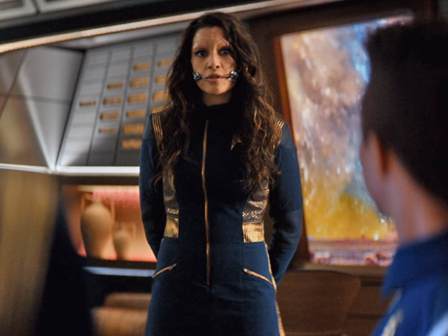 Star Trek: DiscoveryCould Revive The Next Generation's Famous Unisex Dress