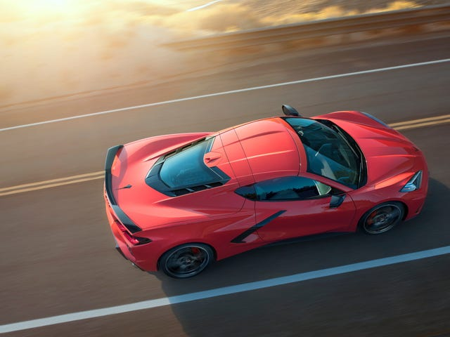 The C8 Corvette Isn't As Good On Gas As The C7 Was: Report