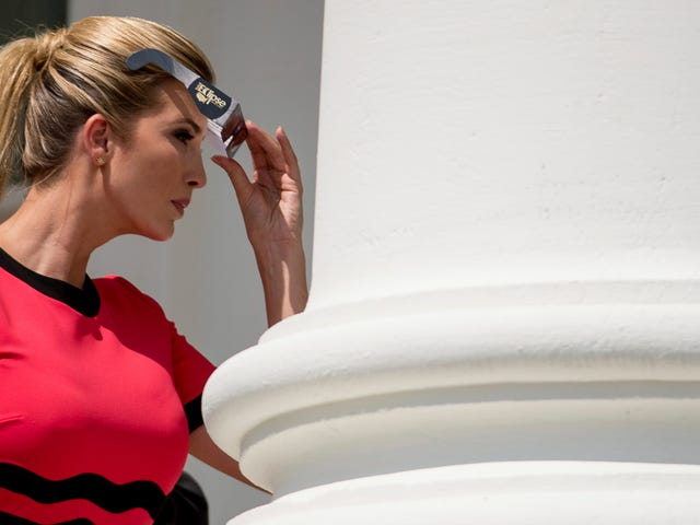 Ivanka Backs White House Decision to Block Rule Designed to Prevent Pay Discrimination