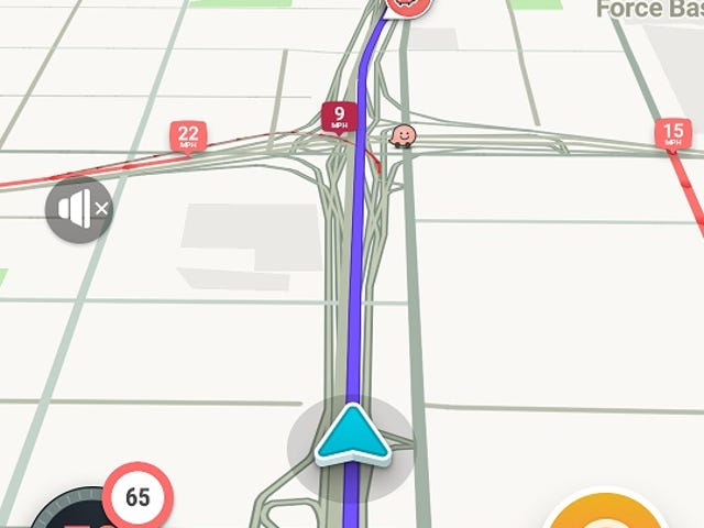 Waze Can Now Let You Know When You're Speeding.