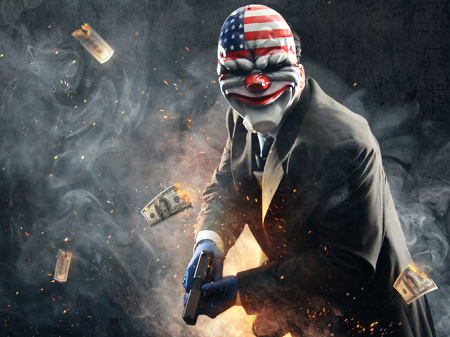 Payday 2 On Switch Will Be Rough Without Voice Chat [UPDATE]
