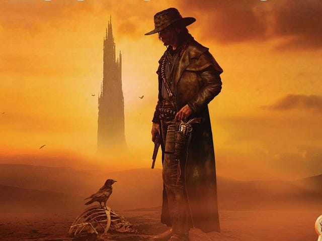 The Dark Tower Is Finally a Go at Amazon as a New Gunslinger Arises