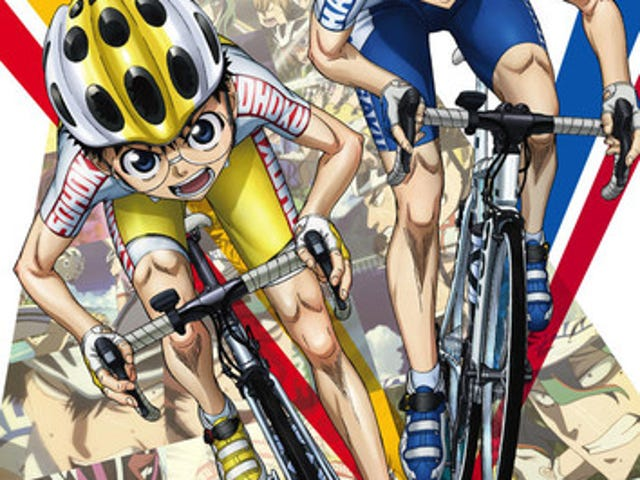 This is the First Trailer for the Yowamushi Pedal Movie