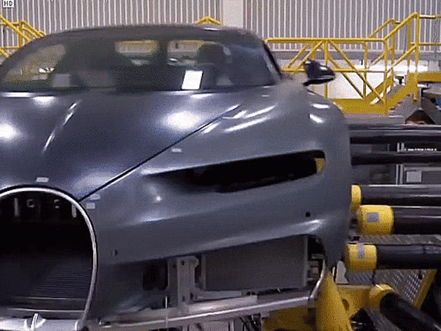 Vad det är som att utveckla en av de mest tekniskt avancerade supercarsna någonsin
