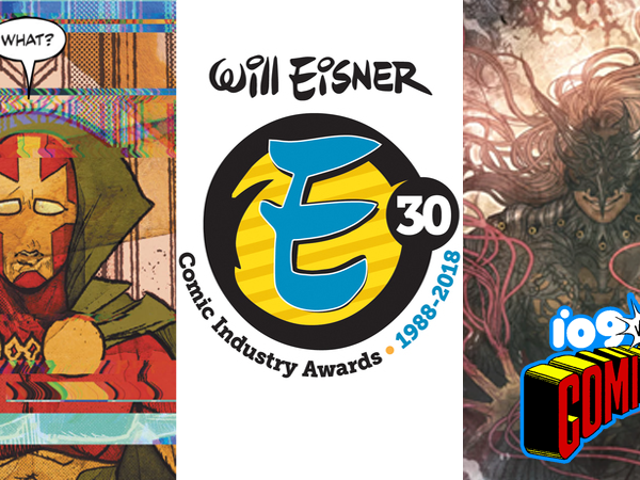Here Are Your 2018 Eisner Award Winners