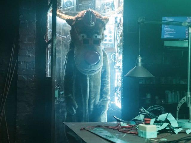 바나나 스플릿 영화 : Freddy 's Five Fives에 대한 권리를 얻지 못하면 어떻게됩니까?