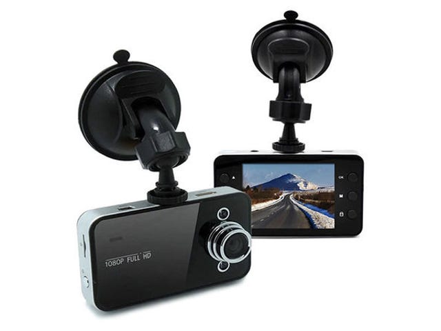 Stay Protected On The Road With This Hi-Res Dash Cam For $25 (60% Off)