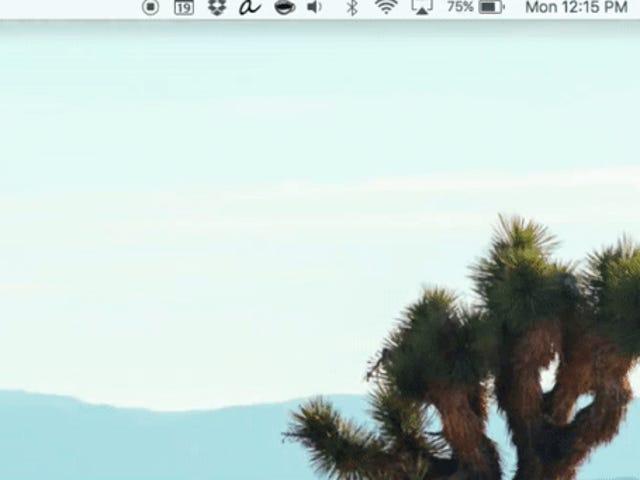 Toutes les nouveautés de MacOS Sierra