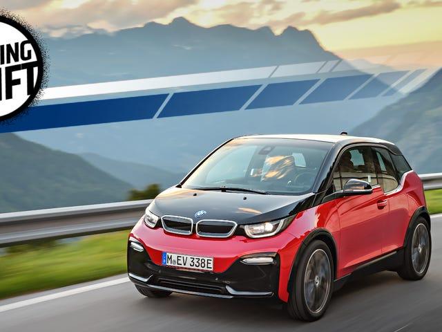 BMW's verkoop van luxe voertuigen zal een geëlektrificeerd voertuigaanval financieren