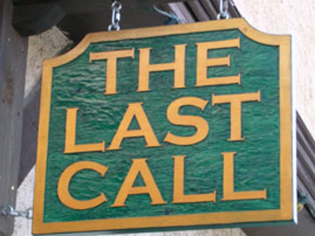 LAST CALL (FOR REAL THIS TIME)