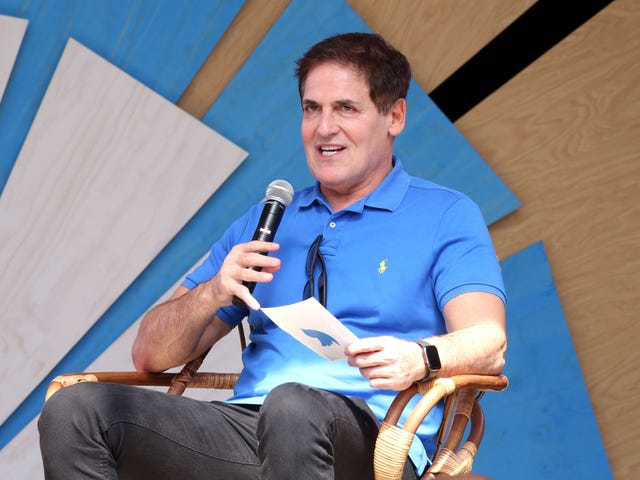 Dallas Mavericks Owner Mark Cuban Might Run for President Since He Doesn't Think Anyone Can Beat Trump in 2020