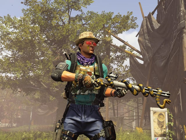 The Division 2 Devs Remove New Mode Weeks After Launch To Make It Better
