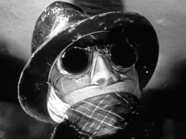 A New <i>Invisible Man</i> Film Rises as the Dark Universe Dies