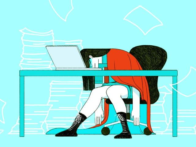 Hör auf zu versuchen, der Office-Superheld zu sein