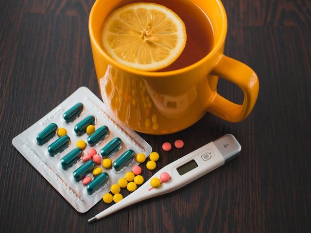 ¿Qué medicamentos para el resfriado funcionan realmente?