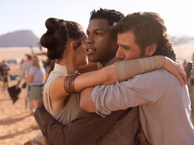 Episode IX's Shoot Comes to a Close as J.J. Abrams Posts an Emotional Cast Photo
