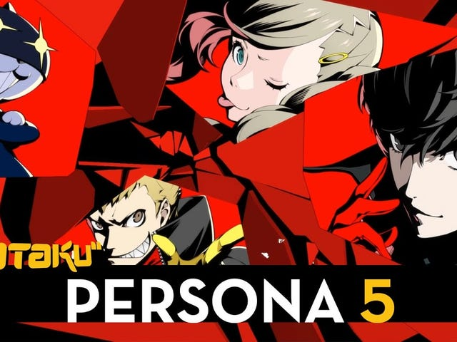 Persona 5 Is a Steal For $30 On PS4
