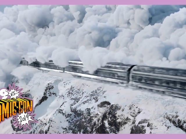 """Jennifer Connelly aveva """"prenotazioni"""" su Snowpiercer ... Fino a quando non ha visto il design del treno"""