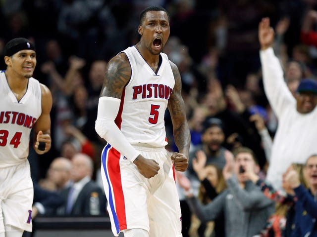 The Pistons Need To Rely On Their Most Unlikely Players In Order To Win