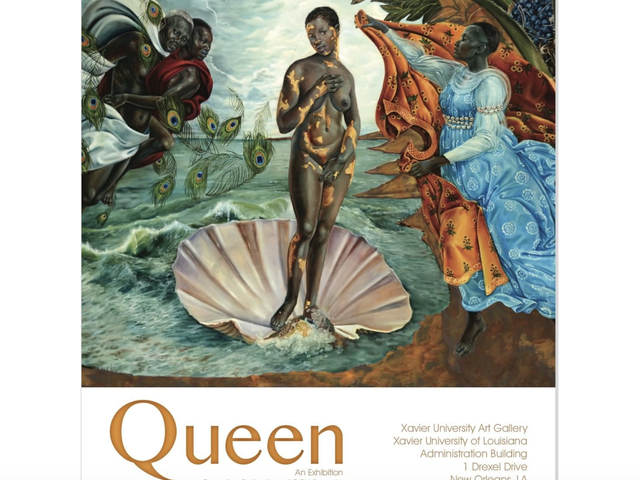 Nữ hoàng: CCH Pounder tôn vinh nghệ thuật của người phụ nữ da đen với một cuộc triển lãm tại Đại học Xavier