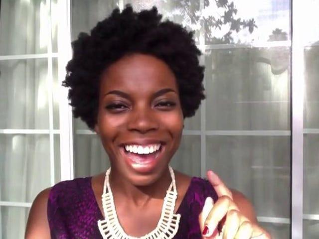 SNL's Sasheer Zamata Gives Girls Advice on Handling Street Harassment