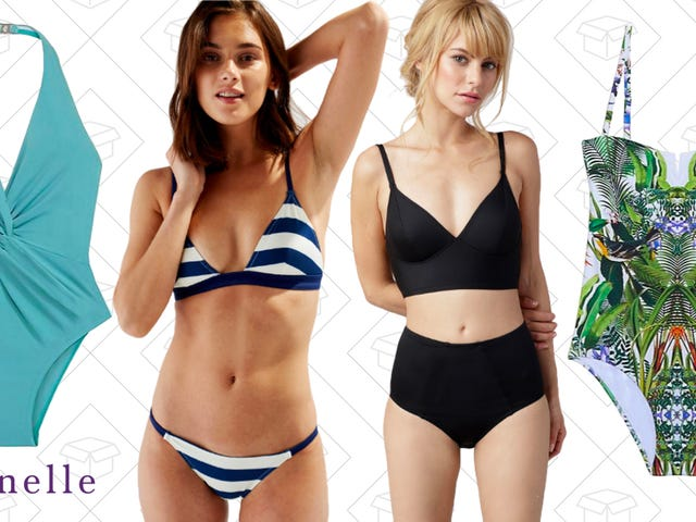 These Discounted Swimsuits From Journelle Are a Good Excuse to Take a Vacation