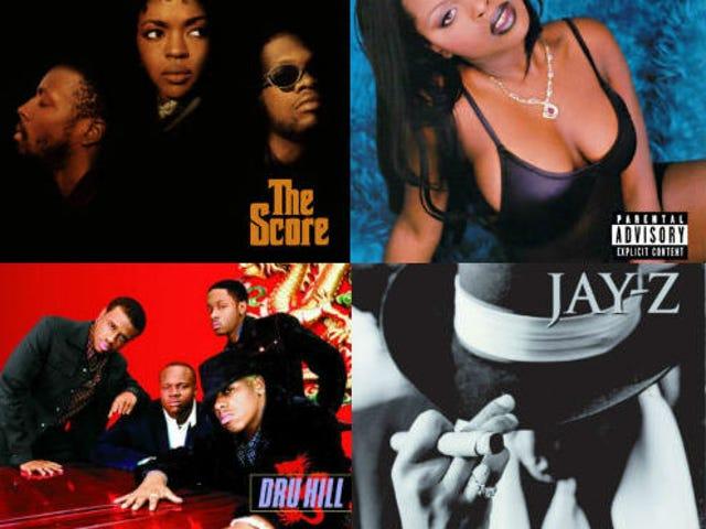 9 artistas cuyos álbumes de ruptura definidos en 1996: ¿dónde están ahora?