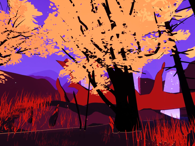 Shape Of The World Is A Gorgeous Exploration Game