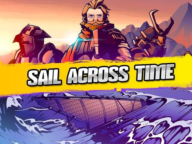 El estudio de Scribblenauts 5th Cell ha anunciado Anchors in the Drift, una aventura móvil que permite jugar