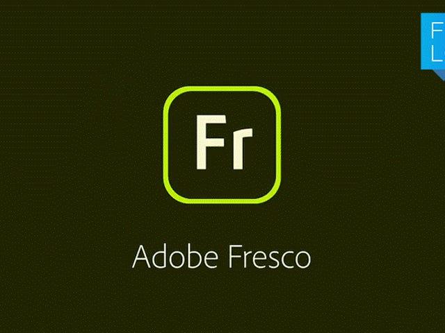 Adobes nya måleri-app är en främmande sniktitt vid iPads framtid