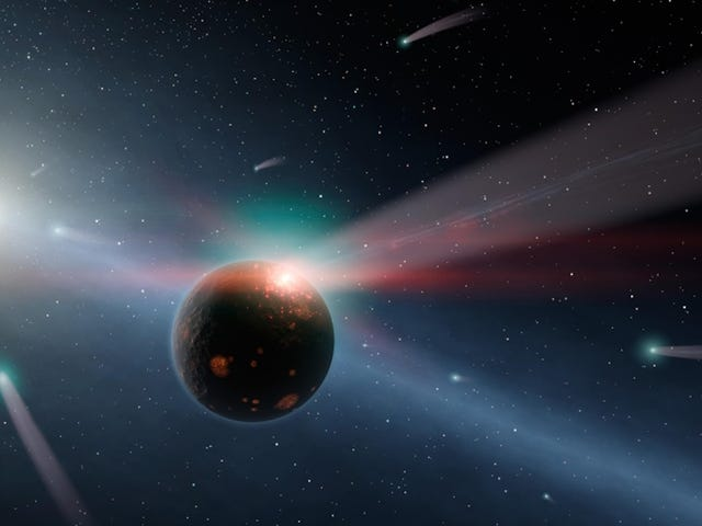 How Failed Planets May Have Shaped the Earth
