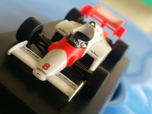 Kyosho McLaren F1 MP4 / 2