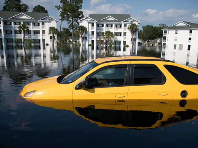 Florence Flood Cars