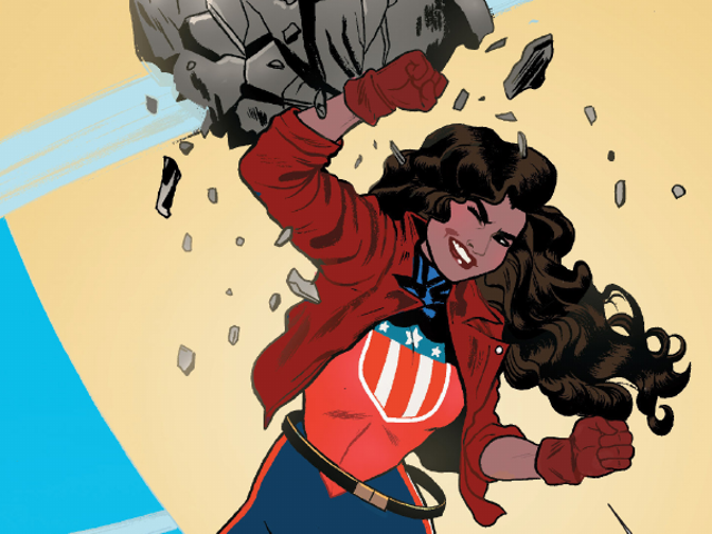 America Chavez Is Heading to College—to Punch People Throughout History