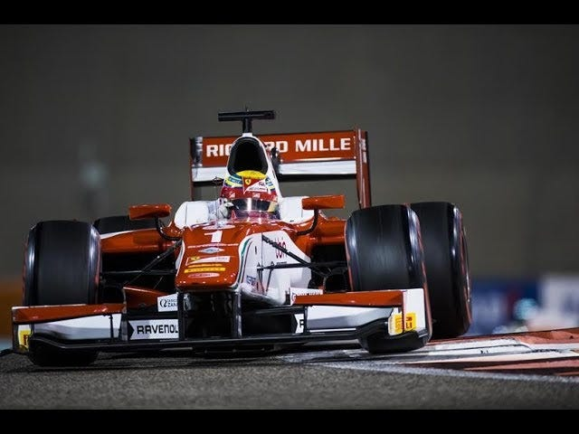 even if you don't like F1, this is worth a watch